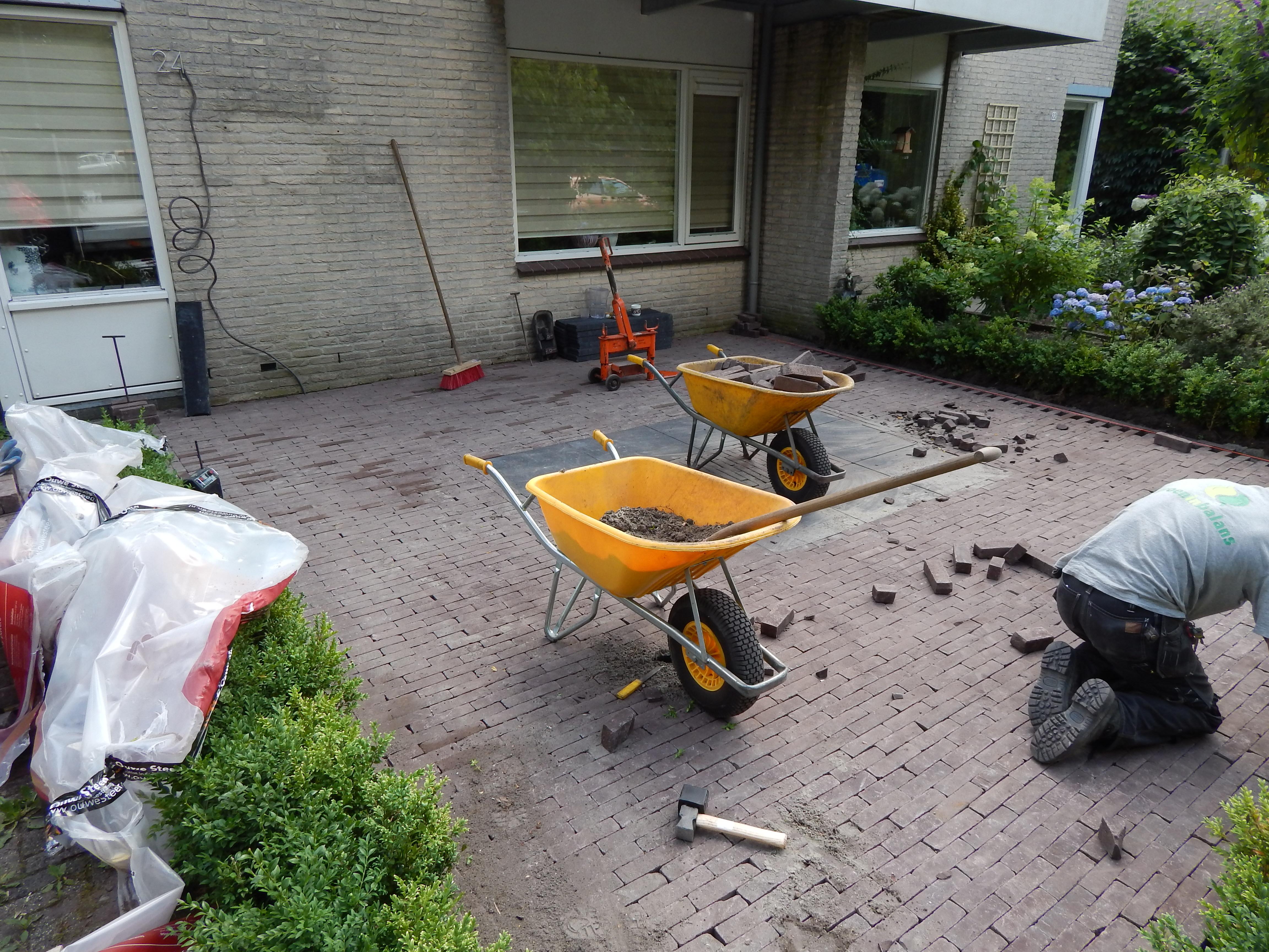 Goedkoop Tuin Aanleggen : Tuin bestraten perfect tuin bestraten goedkoop uniek goedkoop